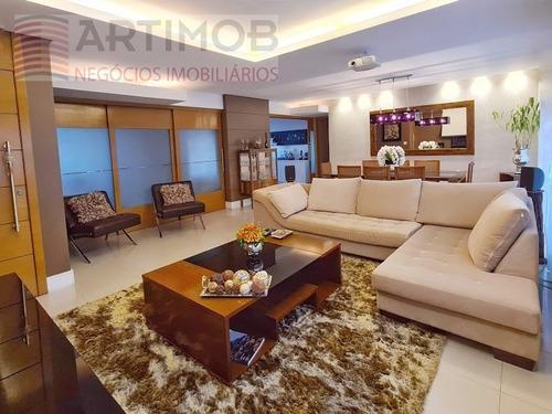 Imagem 1 de 30 de Apartamento Para Venda, 3 Dormitórios, Morumbi - São Paulo - 3349