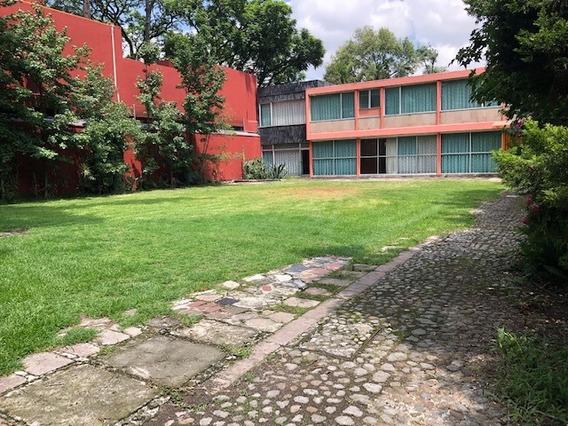 Casa En Venta En Chimalistac