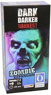 Oscuro Oscuro Oscuro Más Oscuro Zombie Expansion