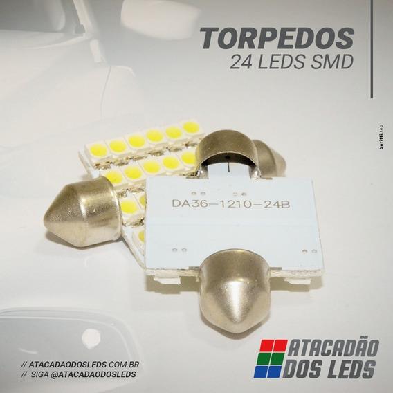 Torpedo 24 Leds Smd - 36,39, 41 - 20 Unidades