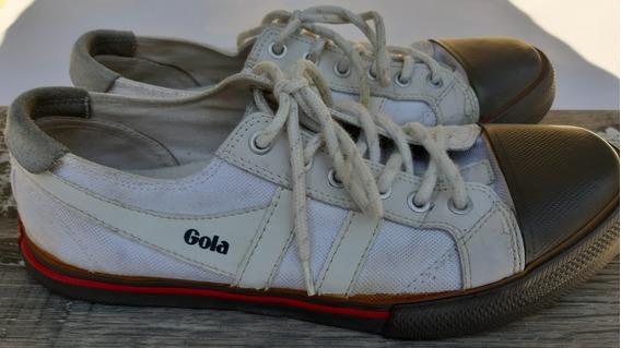Zapatillas Gola Con Punteras