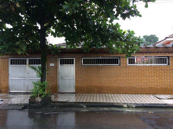 Casa Com 2 Dorms, Jardim Casqueiro, Cubatão - R$ 350 Mil, Cod: 1622 - V1622