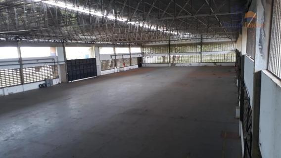 Galpão Em Maracanau, Venda Ou Locação, - Ga0090