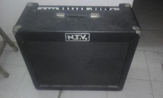 Amplificador Nativo Str 100r 2x12 Pre Valvular
