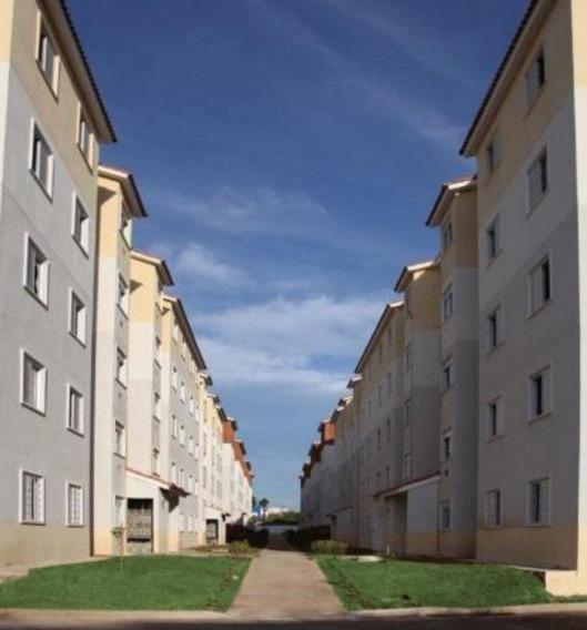 Apartamento Para Venda Por R$145.000,00 Com 44m², 2 Dormitórios, 1 Vaga E 1 Banheiro - Vila São Carlos, Itaquaquecetuba / Sp - Bdi24947