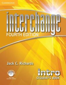 Livro De Inglês Cambridge Interchange Fourth Ed. + Extras