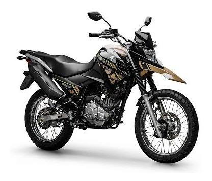 Crosser Z 150 Abs 0 Km Bege Yamaha