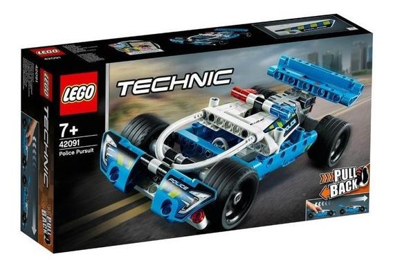 Lego 42091 Cazador Policial