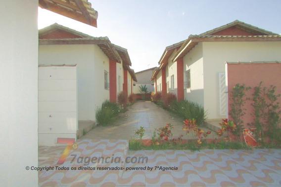 Ch90 Casa Nova Em Condominio Fechado 2 Quartos 1 Vaga