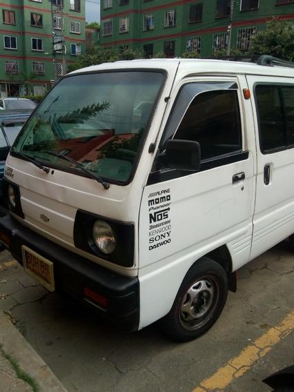 Super Carry Van. Blanca. 1994. Motor 1.000