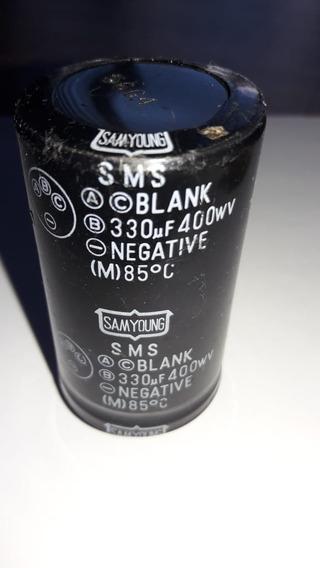 Capacitor 330uf 400wv Samyoung