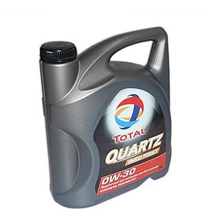 Aceite Total Quartz Ineo First X4l Peugeot