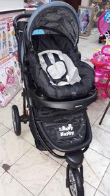 Carrinhos De Bebe 3 Rodas Passeio Luxo