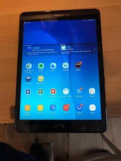 Samsung 9,7 Zoll 16gb Tab A Sm-t555 Carta Tel.+ Sd