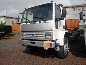 Ford Cargo 2425 6x4 2000 Chassi Ou Tanque 15.000 Lts