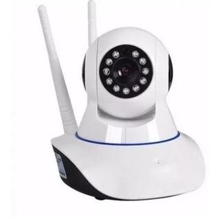 Camara Ip Wifi Motorizada Micro Sd 1080p Hd Gocy 64820