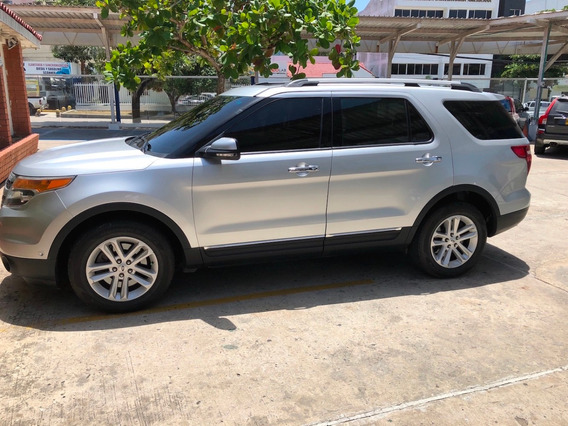 Ford Explorer Limited At 4x4
