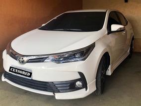 Corolla Xrs 2,0 2018
