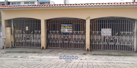 Casa Térrea - Localização Previlegiada No Centro - 01802-2