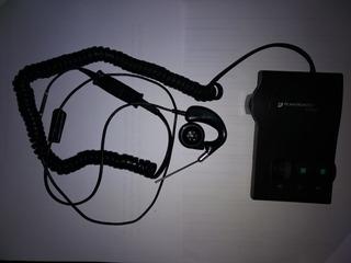 Aplificador Y Diadema Plantronics Modelo Vista M12