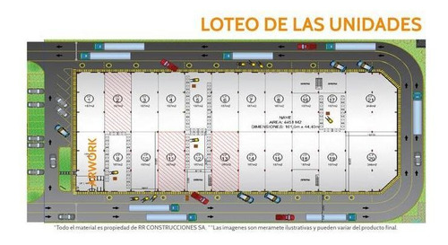 Arbox R6 - Depósitos/naves Modulares En Venta En Pir6 - Los Cardales