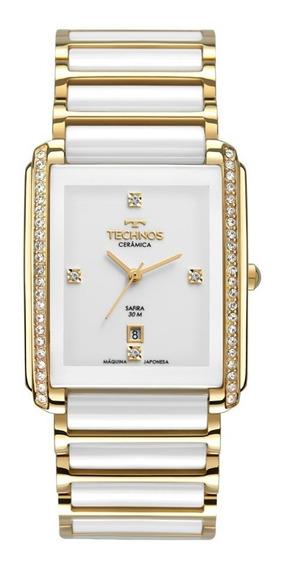 Relógio Technos Feminino Ceramic Gn10ax/4b
