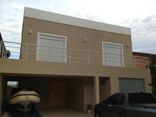 Casa Com 4 Dormitórios À Venda, 350 M² Por R$ 1.400.000,00 - São Paulo Ii - Cotia/sp - Ca1046