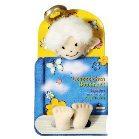 Marcador De Página Infantil- Angel