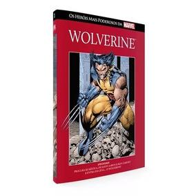 Coleção: Os Heróis Poderosos Da Marvel - Wolverine