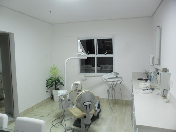 Sala Comercial Consultório Odontológico - Boqueirão - Santos - 1612