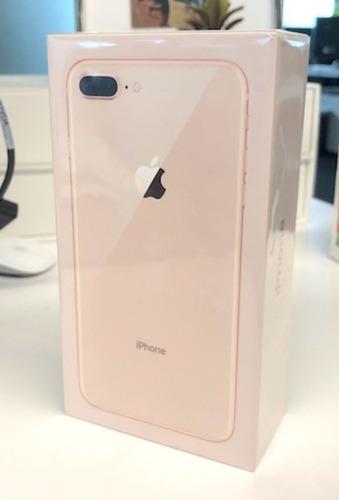 Celular Apple iPhone 8 Plus 3gb Ram De 256gb Nuevo Sellado