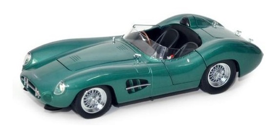1959 Aston Martin Drb1 - Escala 1:18 - Shelby Collectibles