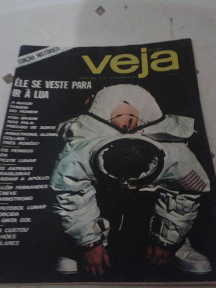 Revista Veja-16/07/1969