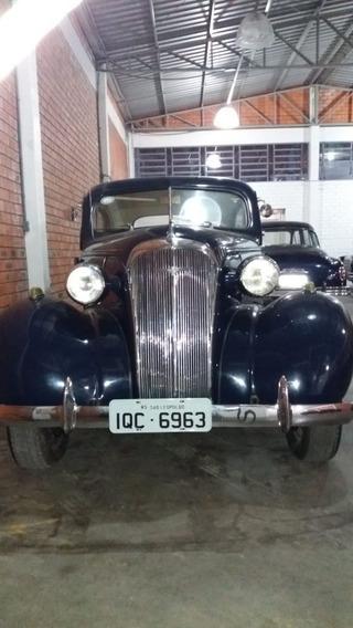 Chevrolet Fletmaster 1937 Motor 6 Cilindros