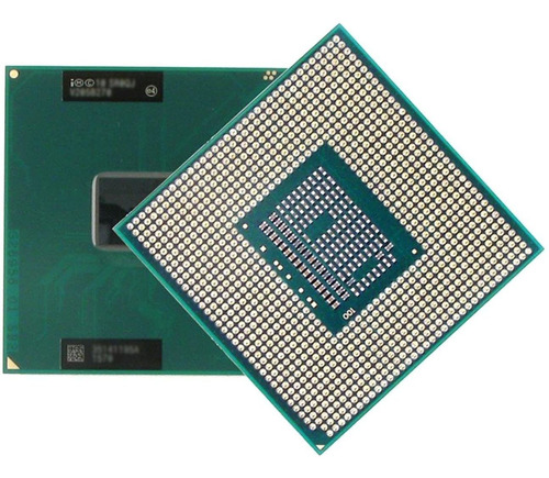Processador Notebook Intel Core 2 Duo P8600 Slgfd 2,4ghz 3mb