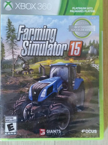 Farming Simulator 2015 Original Xbox 360