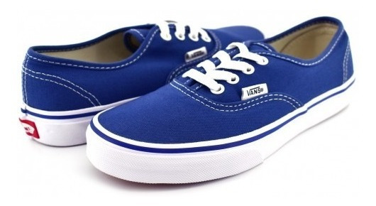 Tenis Vans Wwxnwd Navy/true White Authentic 16-22 Niños