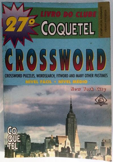 Palavras Cruzadas Em Inglês Do Clube Coquetel Crossword