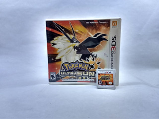 Pokemon Ultra Sun N3ds Gamers Code**