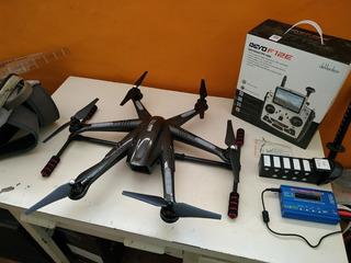 Drone Cámara Fullhd Control Video En Vivo Walkera C/nuevo