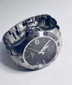 Relógio Tissot Automático Suíço Original Garantia E Manual