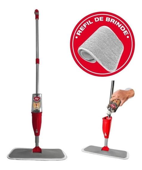 Vassoura Mop Spray Com Reservatório 460ml Wap Fw006127