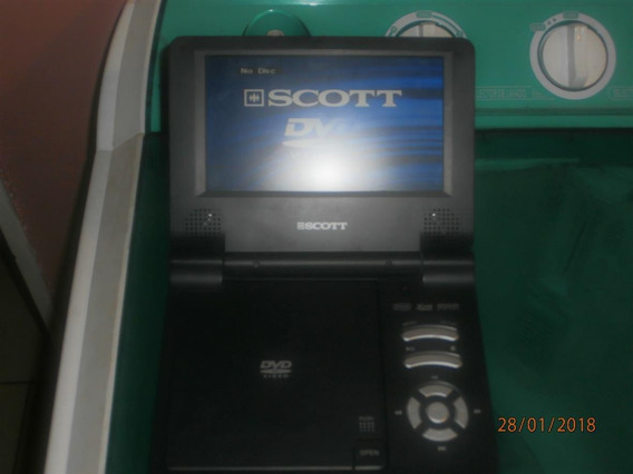 Dvd Portatil Maraca Scot Sony