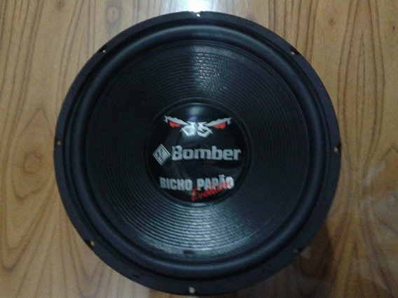Woofer Bomber Bicho Papao 15 650 Rms