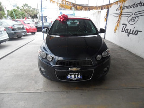 Chevrolet Sonic 1.6 Lt Mt, 88,000 Km, Bluetooth, Aux.