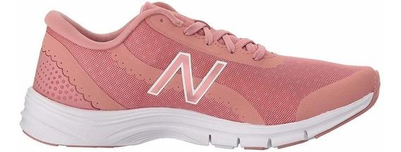 Zapatilla New Balance Wx711ps3 Running Dama Mujer Rosa
