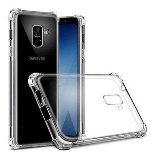 Forro Protector Clear Transparente Para Samsung J8 / A6 Plus
