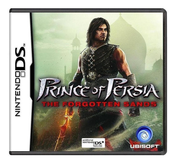 Prince Of Persia The Forgotten Sands Ds Mídia Física