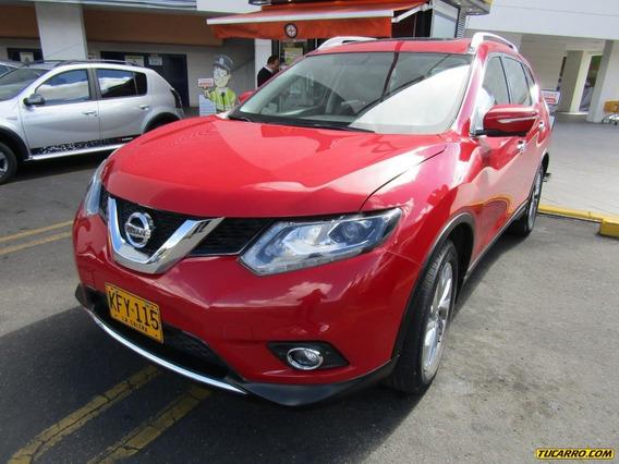 Nissan X-trail T32 2.5 7puestos