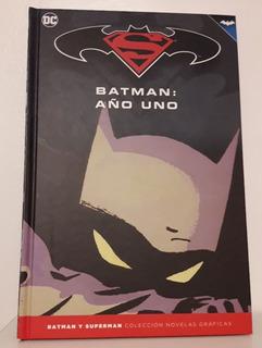 Batman Año Uno - Colección Novelas Gráficas Salvat